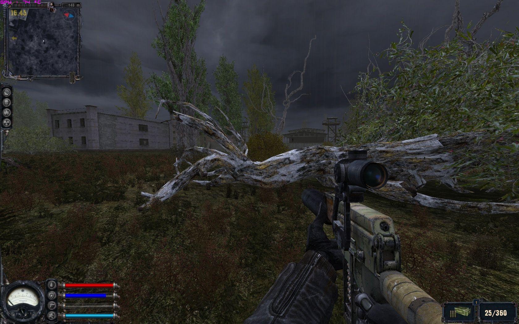 Скачать игру сталкер чистое небо кровь и пуля через торрент бесплатно.